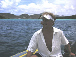 Renting Dinghies on St. John
