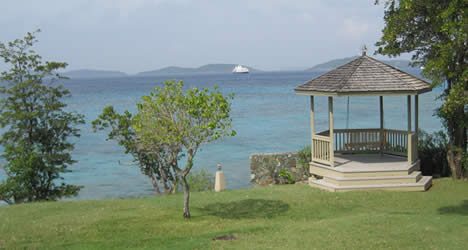 A perfect location for your St. John wedding