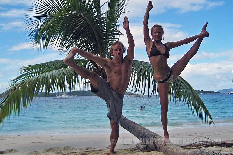 St john nude beaches