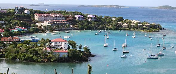 Cruz Bay St John