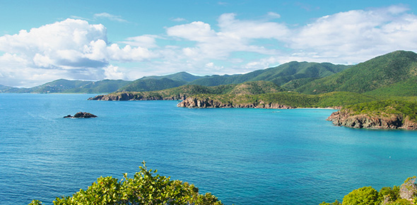 St. John USVI Landscape