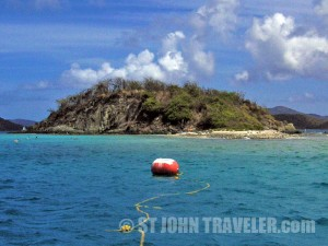 St. John Waterlemon Cay