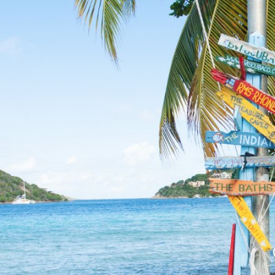BVI dive spots and attractions